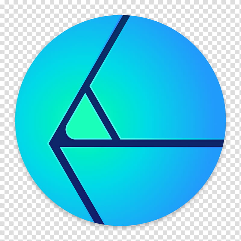 Affinity logo clipart jpg free Clay OS A macOS Icon, Affinity Designer, round blue and black icon ... jpg free