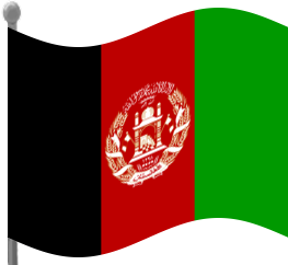Afghanistan flag clipart picture transparent stock Afghanistan Flag Waving Clip Art Download - Clip Art Library picture transparent stock