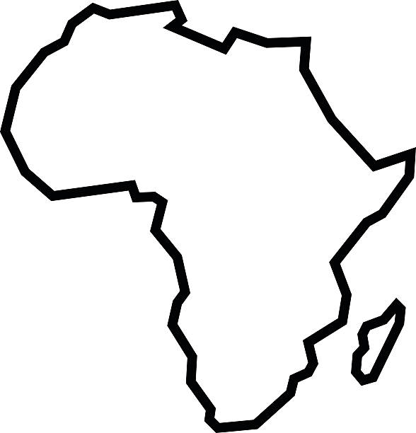 Africa clipart vector clipart library stock Africa Clipart | Free download best Africa Clipart on ClipArtMag.com clipart library stock