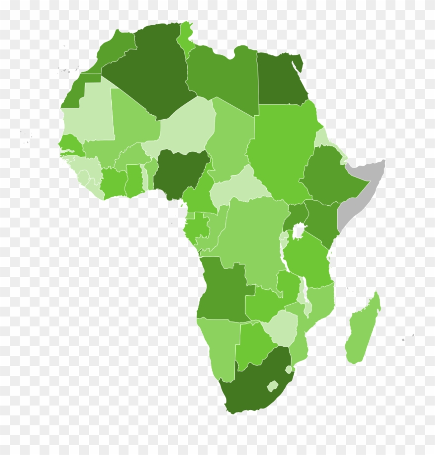 Africa clipart vector png royalty free stock Clipart Black And White Download Atlas Vector Silhouette - Africa ... png royalty free stock