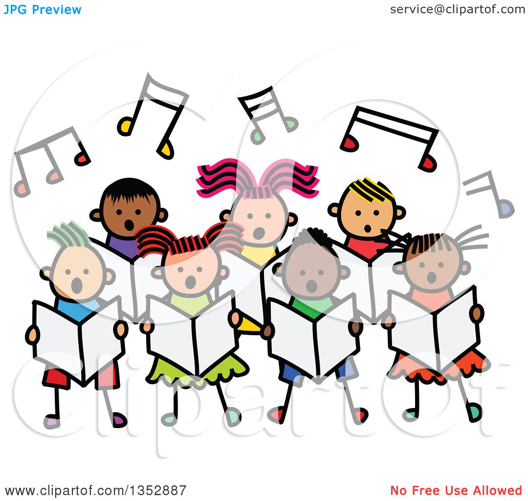 Africa group singing clipart clipart library download Children Singing Clipart | Free download best Children Singing ... clipart library download