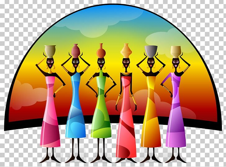 Africa ladies clipart image library download Africa Woman PNG, Clipart, Africa, African Art, Bowling Equipment ... image library download