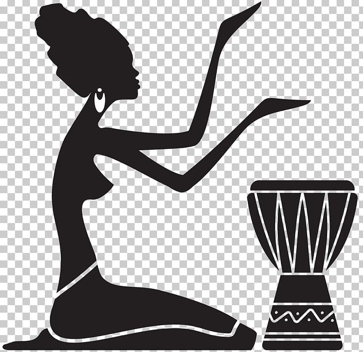 Africa ladies clipart png royalty free library Silhouette Woman Painting PNG, Clipart, Africa, African Art, Animals ... png royalty free library