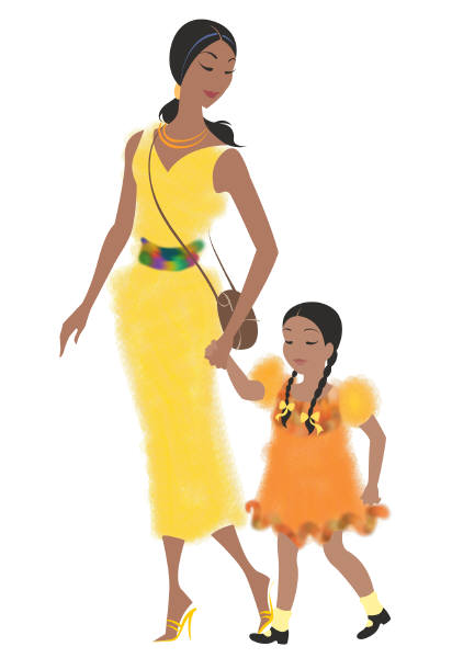 African amercan mom and daughter clipart clip art black and white Free Mother Daughter Cliparts, Download Free Clip Art, Free Clip Art ... clip art black and white