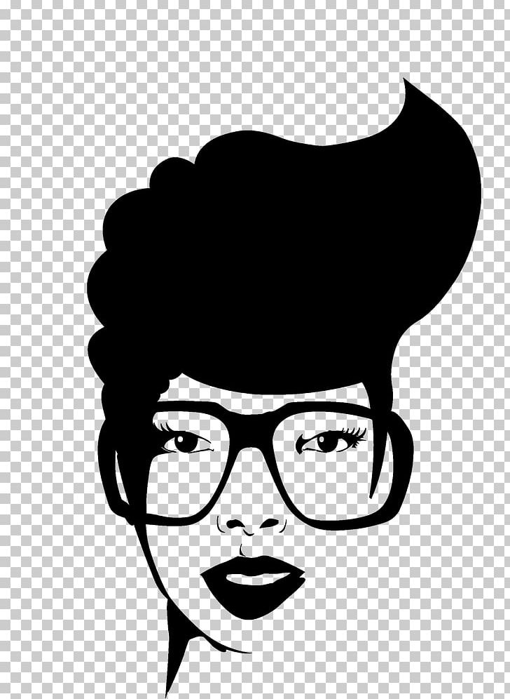 Afro american working clipart black and white graphic library library Afro-textured Hair Black African American PNG, Clipart, Afro, Art ... graphic library library