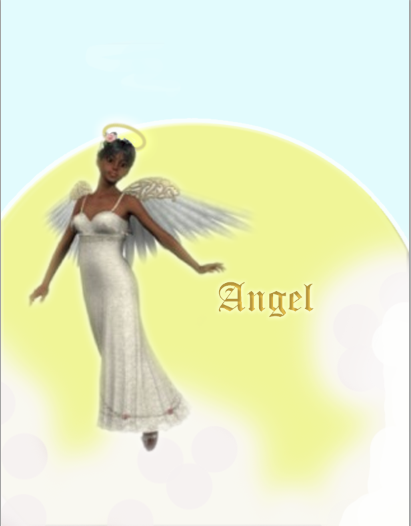 African american angel clipart images clip art black and white stock Angel Clip Art African American Angels Wallpaper Beautiful black ... clip art black and white stock