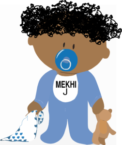 African american baby boys clipart image library African American Clip Art Free | African-american Baby Boy | Photos ... image library