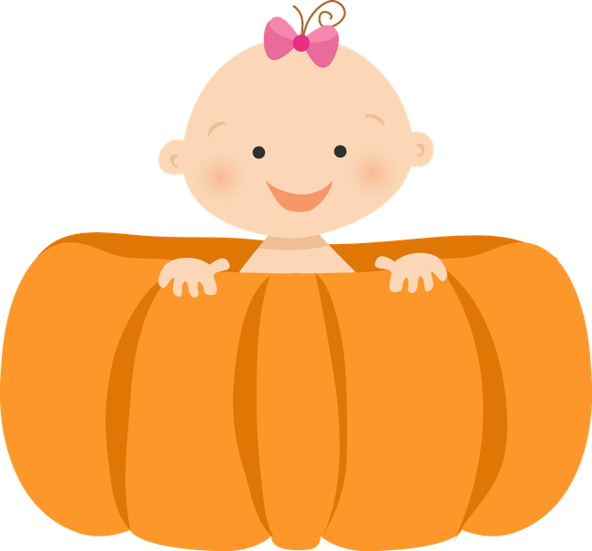 Pumpkin baby shower clipart banner black and white stock 18awesome Pumpkin Images Clip Art - Clip arts & coloring pages banner black and white stock