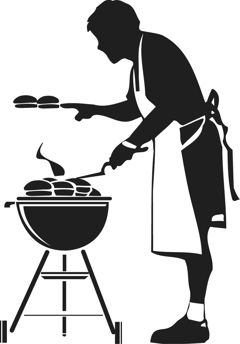 African american barbque cookout clipart picture free download Free Cookout Picture, Download Free Clip Art, Free Clip Art on ... picture free download