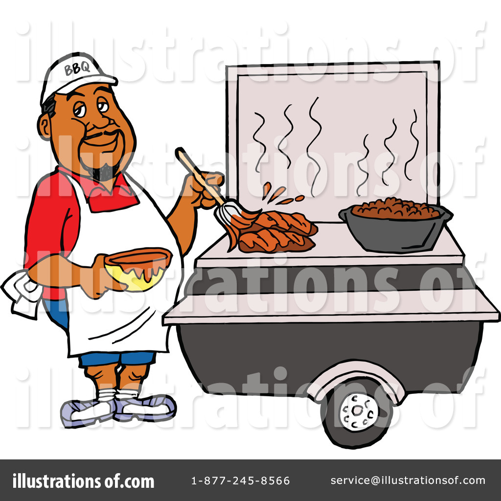 African american barbque cookout clipart picture transparent download Bbq Clipart Group with 57+ items picture transparent download