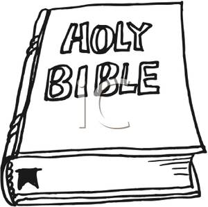 African american bible clipart graphic library library Black and white Bible clipart | Clipart Panda - Free Clipart Images graphic library library