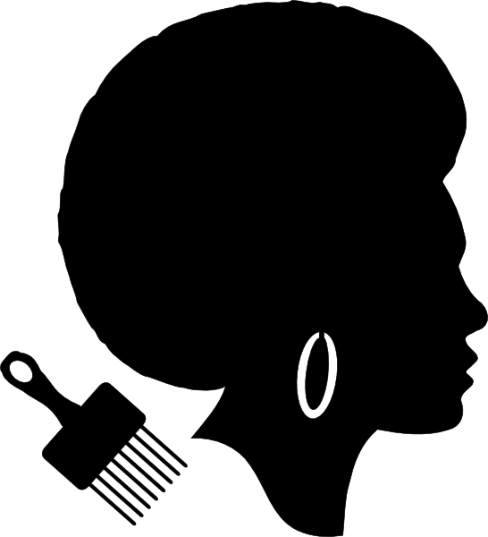 Little girls straightening crown clipart clip art library stock African American Religious Clip Art | African American Afro Woman ... clip art library stock