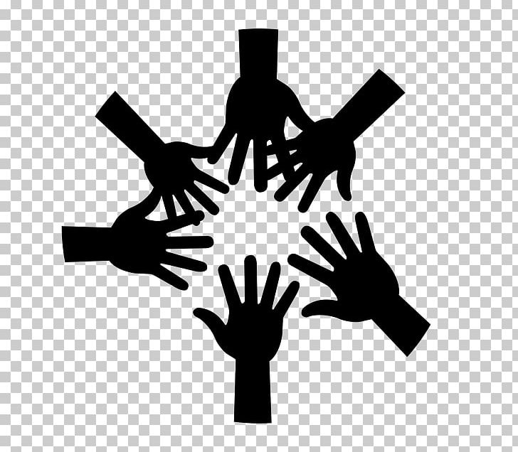 African american community clipart black and white vector free Teamwork Team Building Organization PNG, Clipart, African American ... vector free