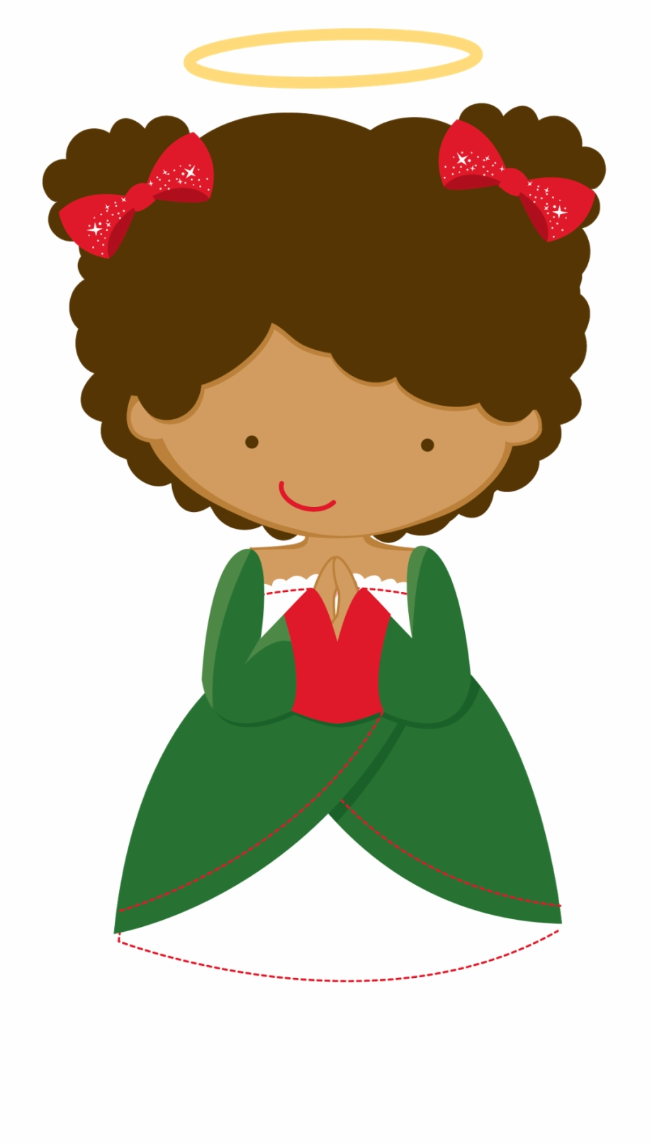 African american elf clipart freeuse Elf Clipart Wood Elf - 5th Birthday African American Girl Free PNG ... freeuse