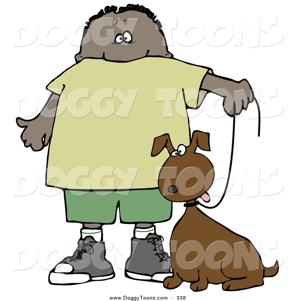African american hispanic clipart picture freeuse library Doggy Clipart of a Cute Little Hispanic or African American Boy ... picture freeuse library