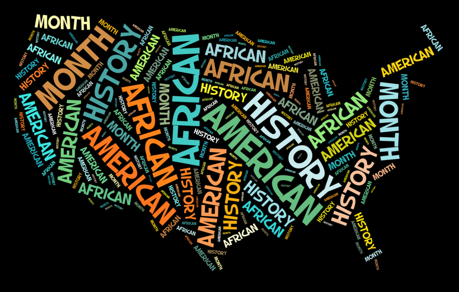 African american history black and white clipart clip art black and white stock Free Black History Cliparts, Download Free Clip Art, Free Clip Art ... clip art black and white stock