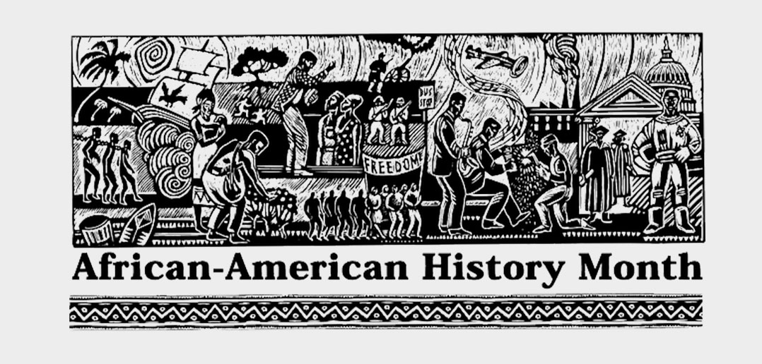 African american history black and white clipart graphic black and white library Discrimination to diversity: the history of black students at ... graphic black and white library
