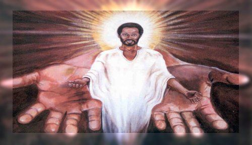 African american jesus clipart graphic black and white Free Afro-American Clip Art | Clipart For Free: Free African ... graphic black and white