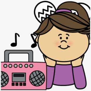 Write and play music clipart