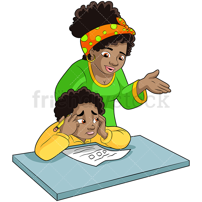 African american mom clipart clip library African American Boy And Mom Png & Free African American Boy And Mom ... clip library