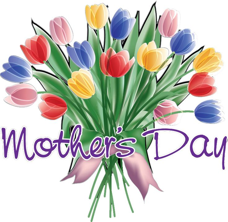 Mothers day clipart 2019