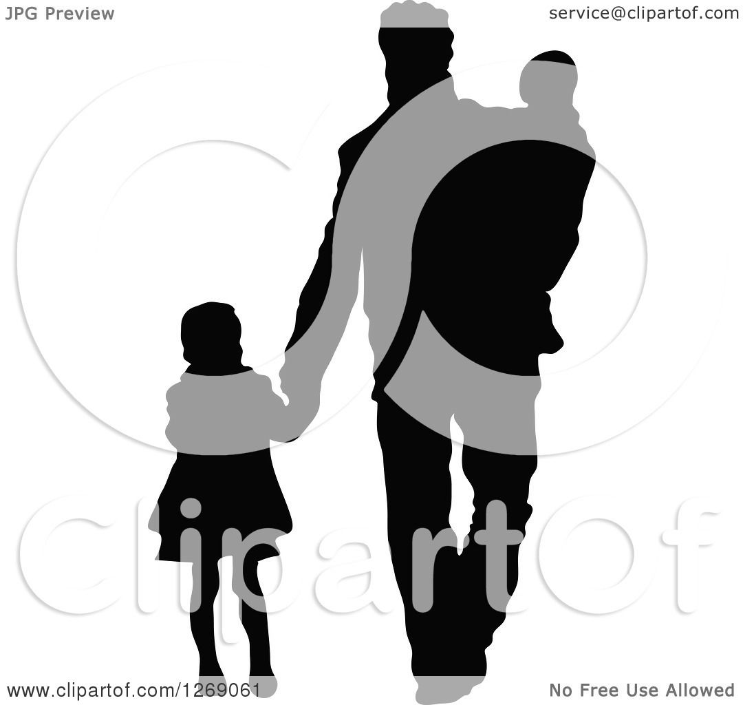 African american parents walking holding child hand clipart picture transparent library Father Walking Cliparts | Free download best Father Walking Cliparts ... picture transparent library