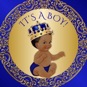 African american prince clipart