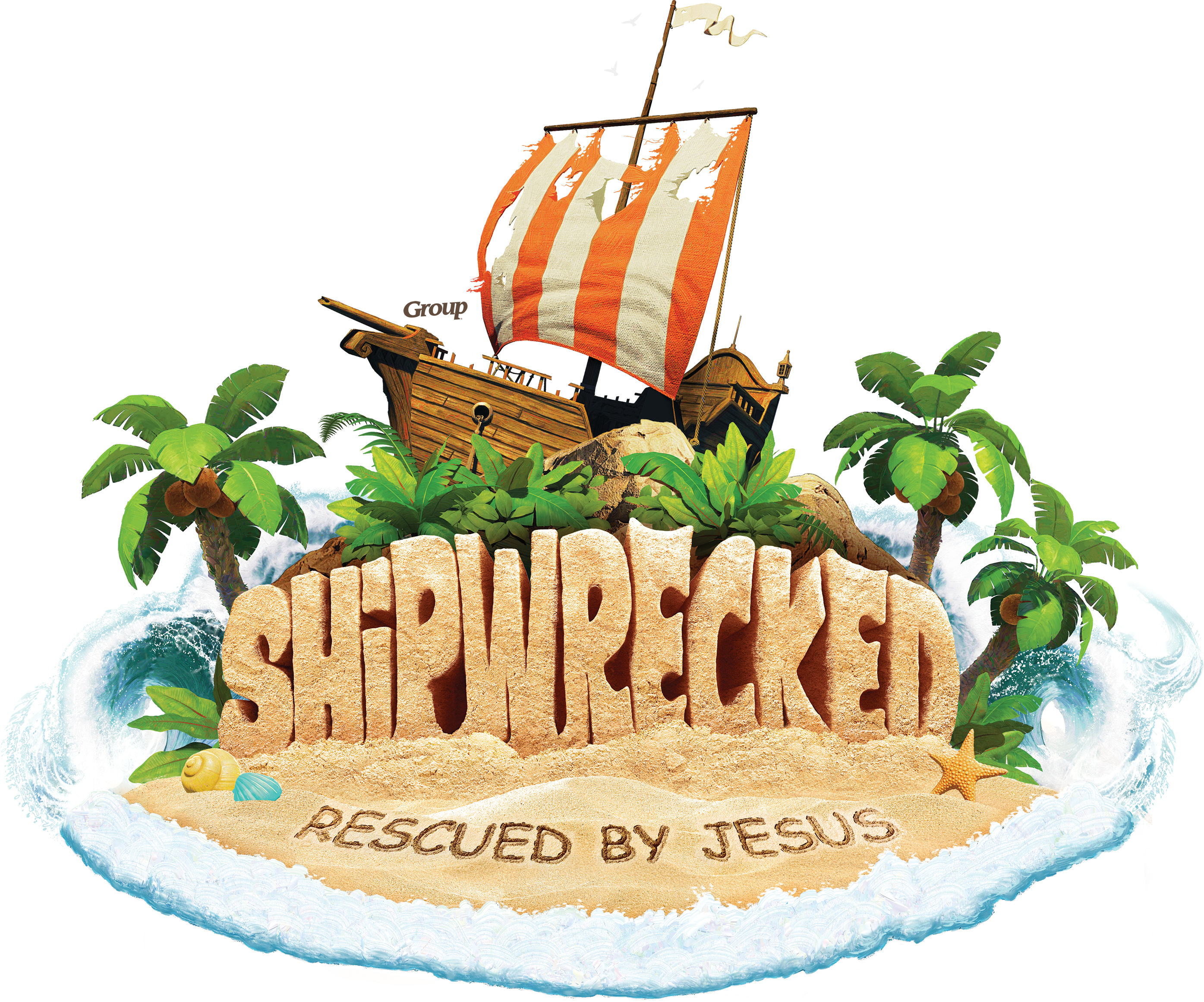 Shipwrecked VBS | Free Resources & Downloads png freeuse library