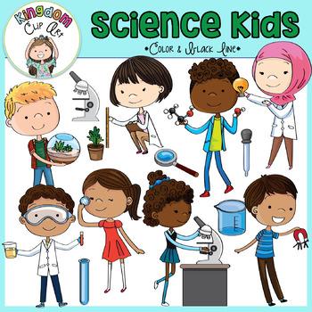African american hispanic clipart image freeuse library Science Kids Clip Art image freeuse library