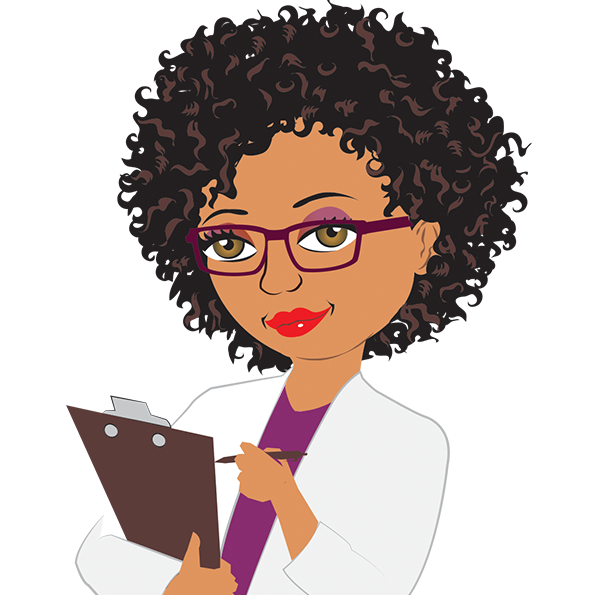 African american science clipart graphic royalty free Science Never Looked This Good. Sister Scientist | GYAU | Black ... graphic royalty free