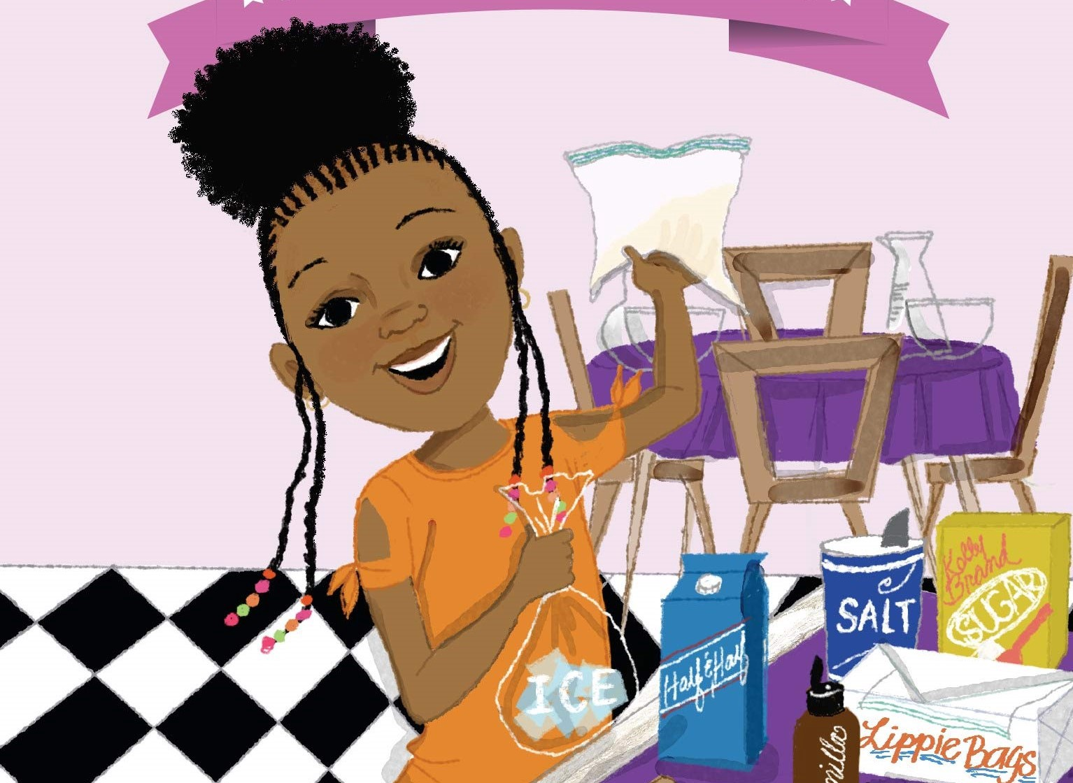African american science clipart image download Ignite Their Curiosity: STEM Books Featuring African American Girls image download