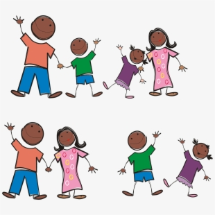 African american brother clipart svg freeuse stock Black Clipart Stick Figure - Good Luck My Brother - Download Clipart ... svg freeuse stock