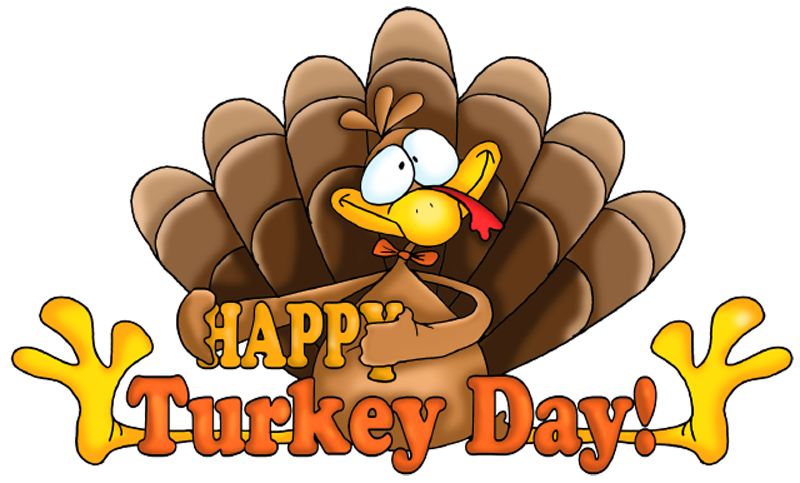 Happy turkey clipart picture free library Happy Thanksgiving Clipart & Happy Thanksgiving Clip Art Images ... picture free library