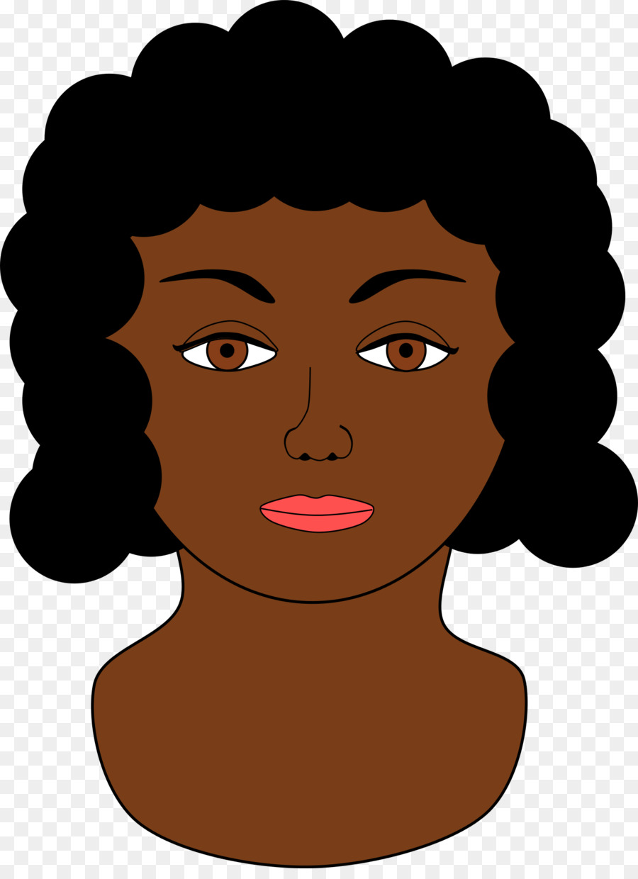 African american woman face clipart clip art African People clipart - Woman, Drawing, Silhouette, transparent ... clip art