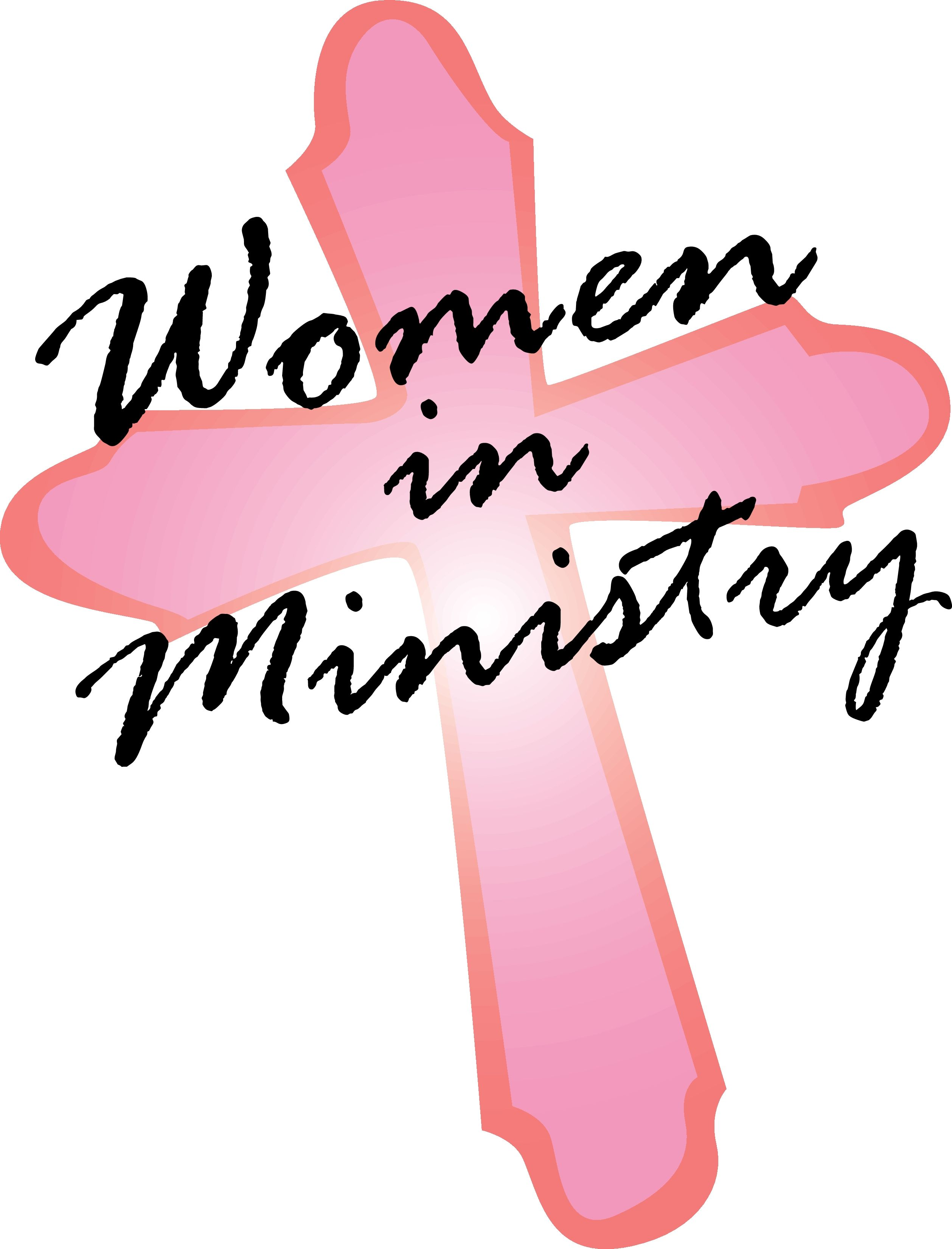 Women s ministry clipart silhouette
