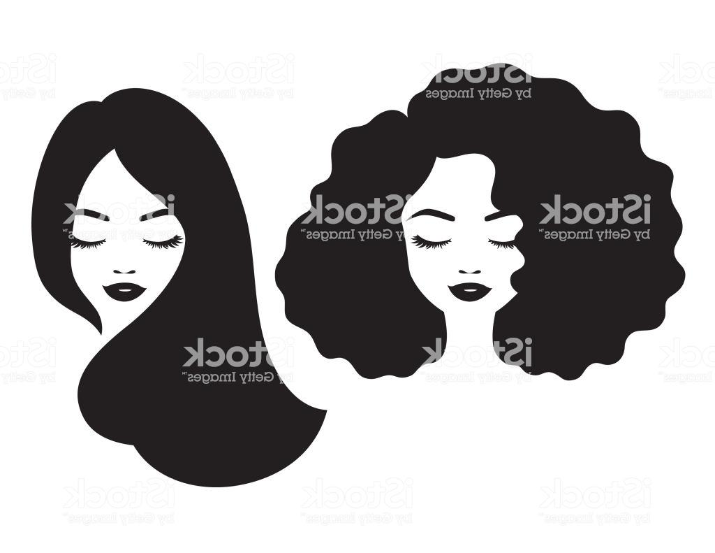 African american women face clipart png stock Best HD African American Woman Face Vector Image » Free Vector Art ... png stock