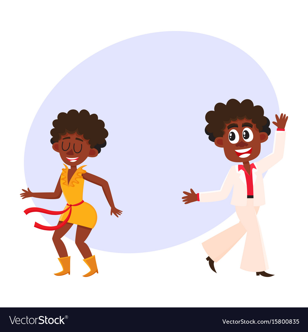 African american young man with afro clipart jpg transparent download Black african american couple man and woman jpg transparent download