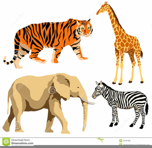 Images at clker com. Free african animal clipart
