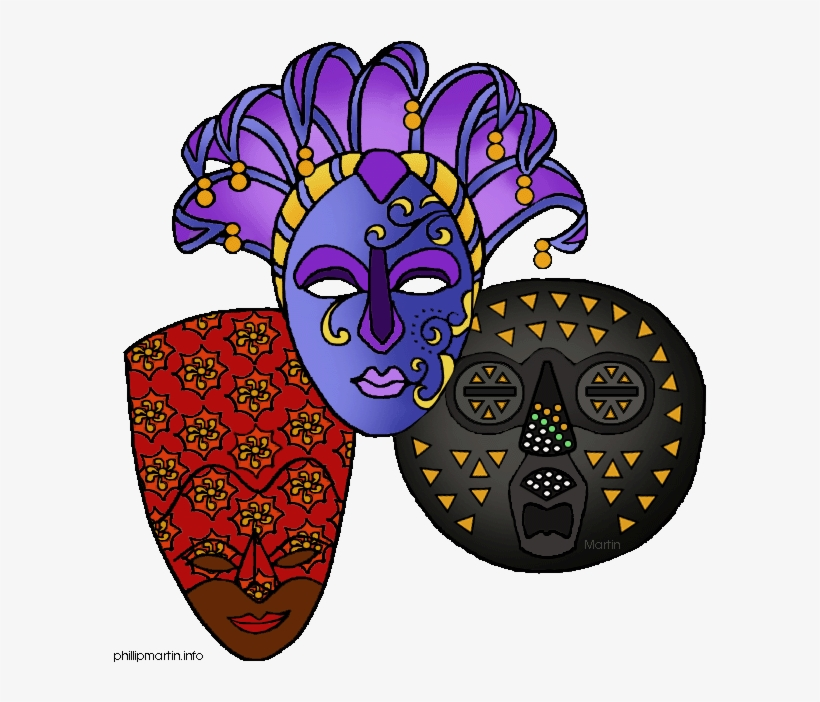 African cultural mask clipart black and white download Why Is Music Important To African Culture - Tribal African Clipart ... black and white download