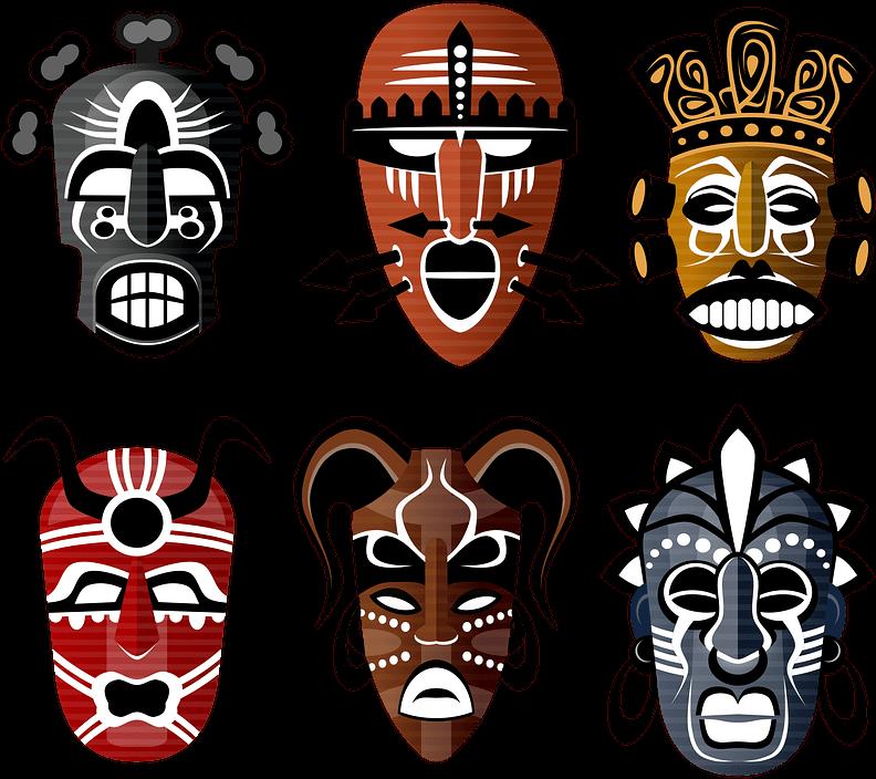African cultural mask clipart banner download Tribal Masks 1099646 960 - Tribal Mask Designs Clipart - Full Size ... banner download