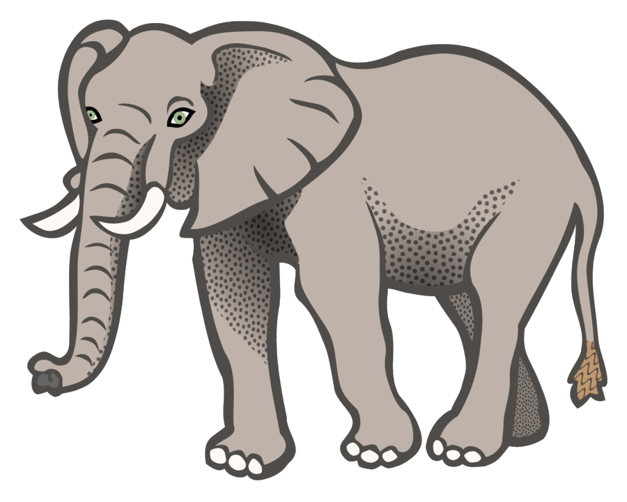 African elephant clipart pictures png freeuse download Elephant Asian African Bush Clip Art Elephants Clipart Free ... png freeuse download