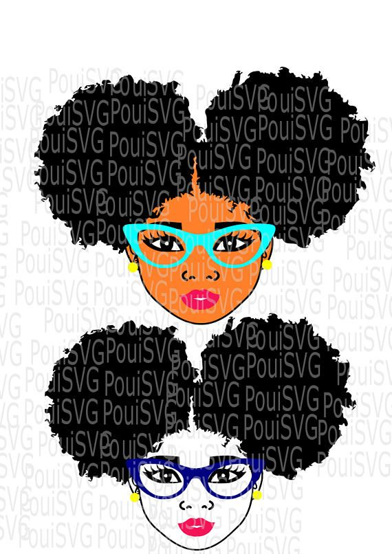 African girl sunglasses clipart png clipart freeuse Afro clipart glass svg - 36 transparent clip arts, images and ... clipart freeuse