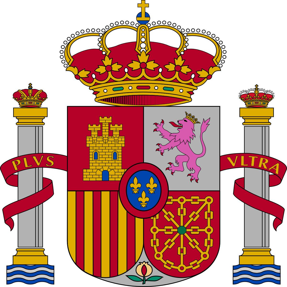 Crown and scepter united clipart clip library stock Spanish nationality law - Wikipedia clip library stock
