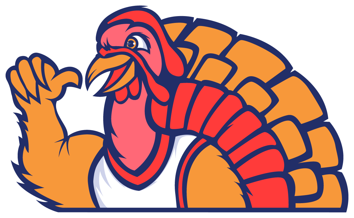 Turkey trop clipart clip library library November 22 2018 Trinity Turkey Trot Princeton NJ clip library library