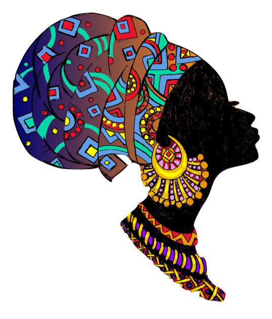 Head wrap clipart banner library download African head wraps and head scarfs. We have daily How to tie a head ... banner library download