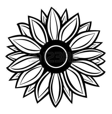 African sunflowers clipart vector freeuse download Sunflower Clipart | Free download best Sunflower Clipart on ... vector freeuse download