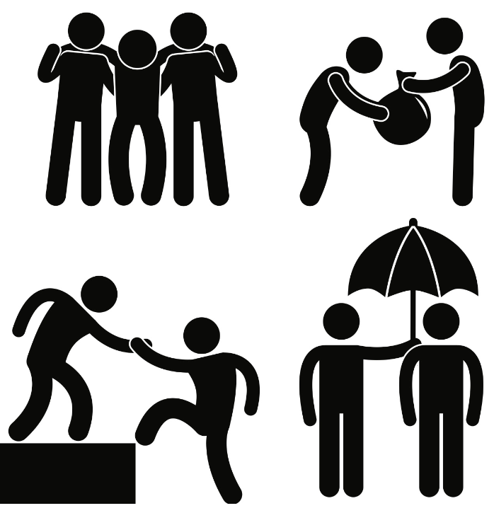 Africian american women reaching to help others clipart picture free stock Free Pictures Of Helping People, Download Free Clip Art, Free Clip ... picture free stock
