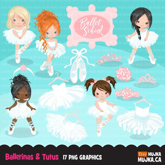 Afro chic clipart jpg transparent library Ballerina clipart, chic ballet characters, Afro girls, Ballet school ... jpg transparent library