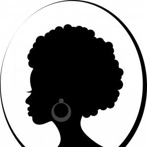 Afro chic clipart clip black and white library Silhouettes Of African Animal Giraffe Elephant And Lion Vector ... clip black and white library