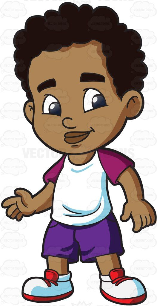 Afro clipart boy clipart free stock A black preschooler boy looking adorable | Clip art Kids | Black ... clipart free stock